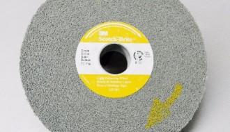 3M Scotch-Brite™ Light Deburring Wheel – 7S FIN