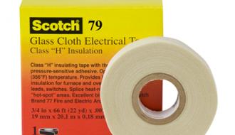 3M Scotch 79 Glass White Cloth Tape