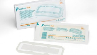 3M™ Tegaderm™ +Pad Film Dressing with Non-Adherent Pad 3591