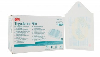 3M™ Tegaderm™ Transparent Film Dressing 1622W