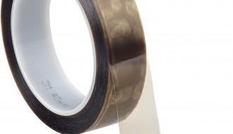 3M Neutral Grey PTFE Tape 5490 (25mm x 32.9m x 0.09mm)