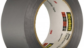 3M Scotch® 2000 Electrician's Duct Tape