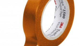 3M Temflex™ Orange PVC Electrical Insulation Tape 1500