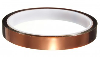 3M Amber Polyimide Electrical Insulation Tape 1205