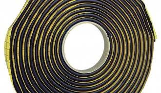 3M Scotch Seal™, Scotch-Weld™ Black Electrical Insulation Tape 5313