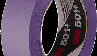 3M 501E Purple Masking Tape 48mm x 55m